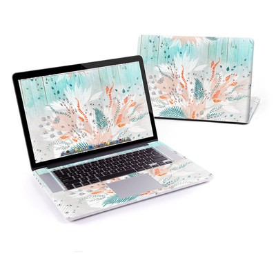 MacBook Pro Retina 13in Skin - Tropical Fern