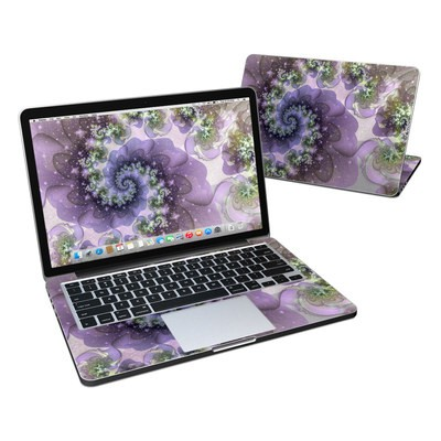 MacBook Pro Retina 13in Skin - Turbulent Dreams