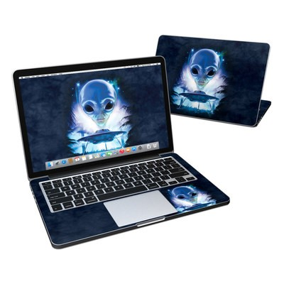 MacBook Pro Retina 13in Skin - UFO