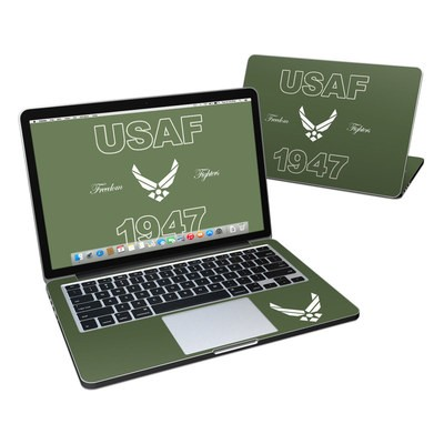 MacBook Pro Retina 13in Skin - USAF 1947