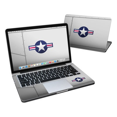 MacBook Pro Retina 13in Skin - Wing