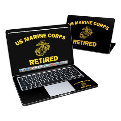 MacBook Pro Retina 13in Skin - USMC Retired