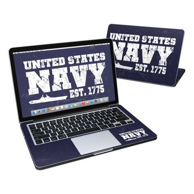 MacBook Pro Retina 13in Skin - USN 1775