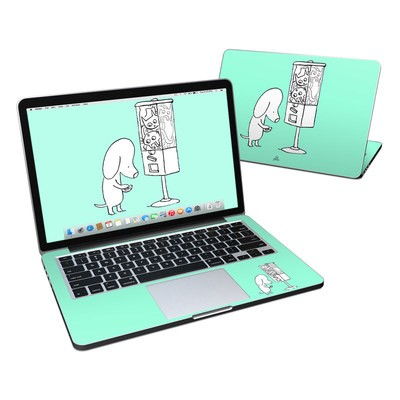 MacBook Pro Retina 13in Skin - Vending