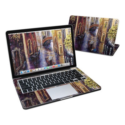 MacBook Pro Retina 13in Skin - Venezia