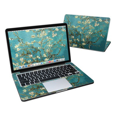 MacBook Pro Retina 13in Skin - Blossoming Almond Tree