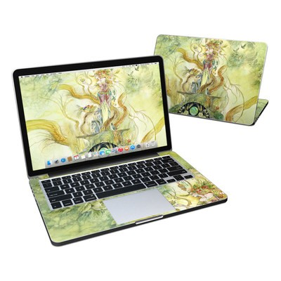 MacBook Pro Retina 13in Skin - Virgo