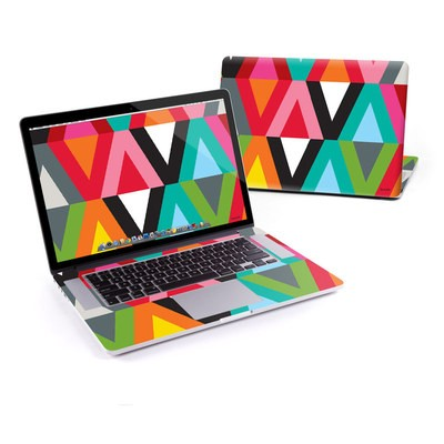 MacBook Pro Retina 13in Skin - Viva