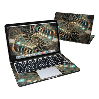 MacBook Pro Retina 13in Skin - Vortex