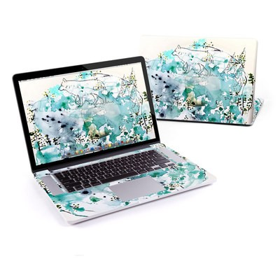 MacBook Pro Retina 13in Skin - Walker