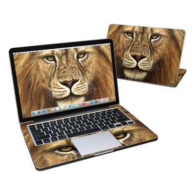 MacBook Pro Retina 13in Skin - Warrior