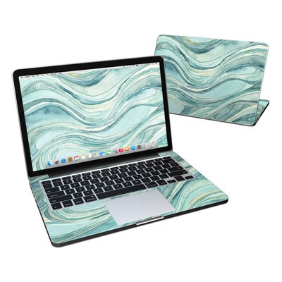 MacBook Pro Retina 13in Skin - Waves