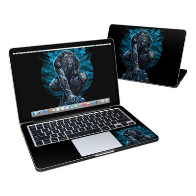 MacBook Pro Retina 13in Skin - Werewolf
