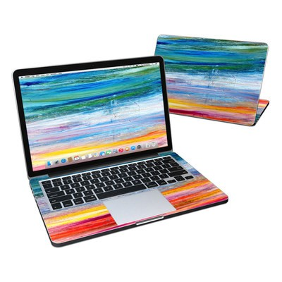 MacBook Pro Retina 13in Skin - Waterfall