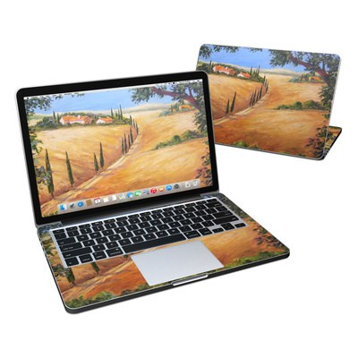 MacBook Pro Retina 13in Skin - Wheat Fields