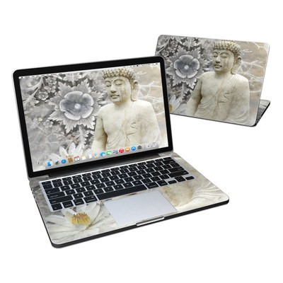 MacBook Pro Retina 13in Skin - Winter Peace