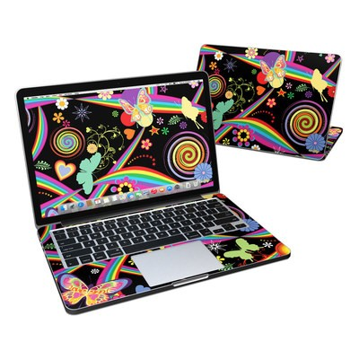 MacBook Pro Retina 13in Skin - Wonderland