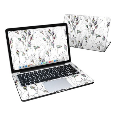 MacBook Pro Retina 13in Skin - Wildflowers