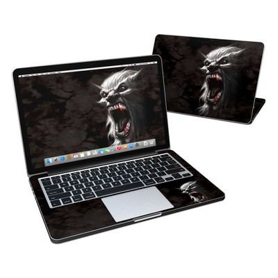 MacBook Pro Retina 13in Skin - Wolfman