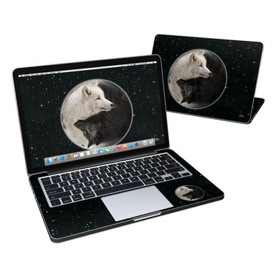 MacBook Pro Retina 13in Skin - Wolf Zen