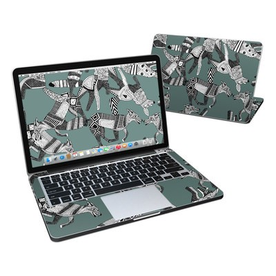 MacBook Pro Retina 13in Skin - Woodland Fox