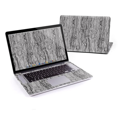 MacBook Pro Retina 13in Skin - Woodgrain