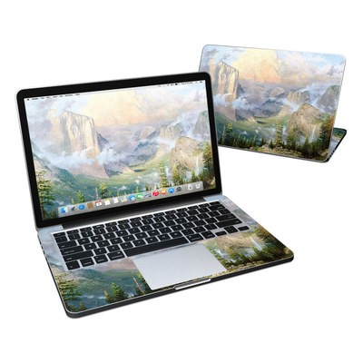 MacBook Pro Retina 13in Skin - Yosemite Valley