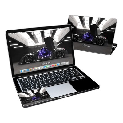 MacBook Pro Retina 13in Skin - Z33 Dark