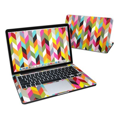 MacBook Pro Retina 13in Skin - Ziggy Condensed