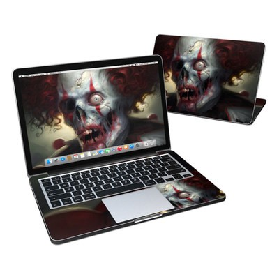 MacBook Pro Retina 13in Skin - Zombini