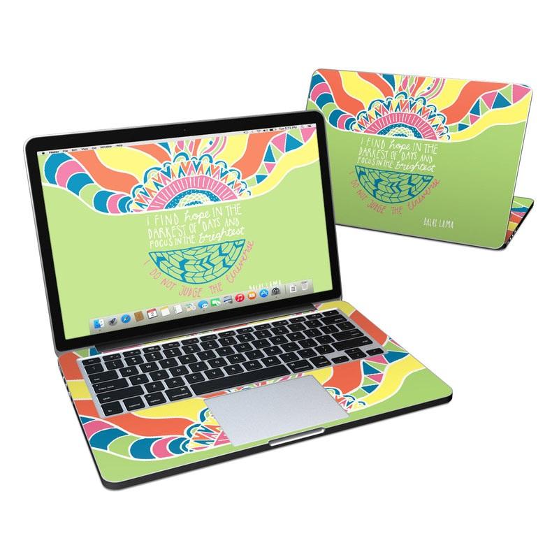 MacBook Pro Retina 13in Skin - Dalai Lama