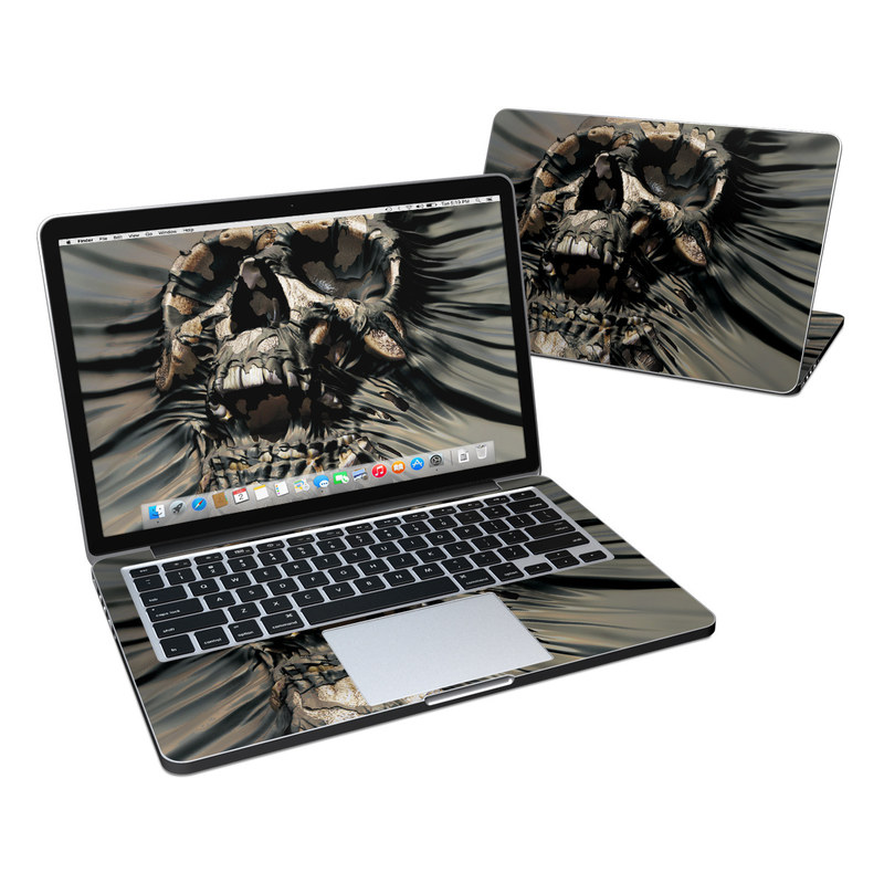 how to take a macbook case off