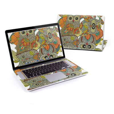 MacBook Pro Retina 15in Skin - 4 owls