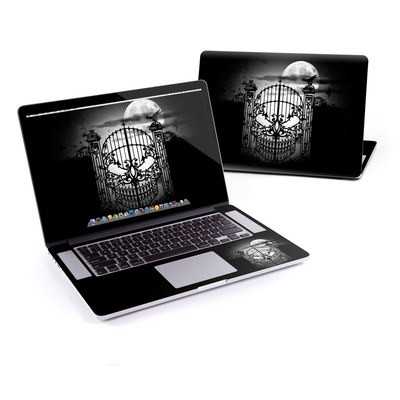 MacBook Pro Retina 15in Skin - Abandon Hope