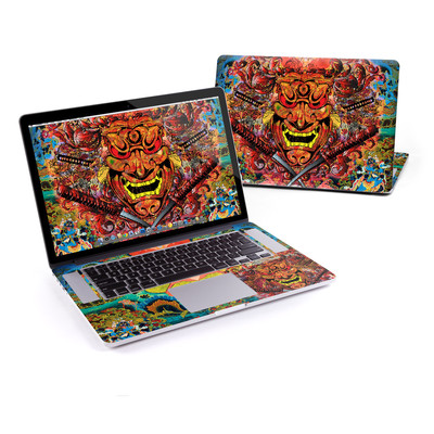MacBook Pro Retina 15in Skin - Asian Crest