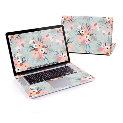 MacBook Pro Retina 15in Skin - Ada Garden