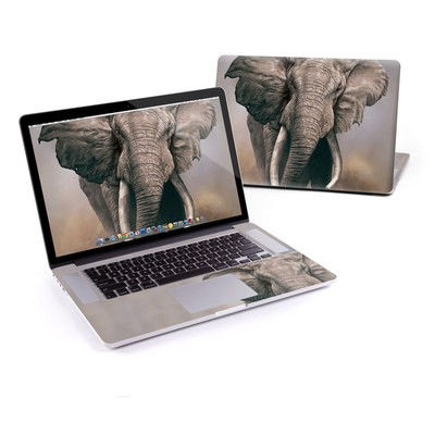 MacBook Pro Retina 15in Skin - African Elephant