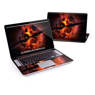 MacBook Pro Retina 15in Skin - Aftermath