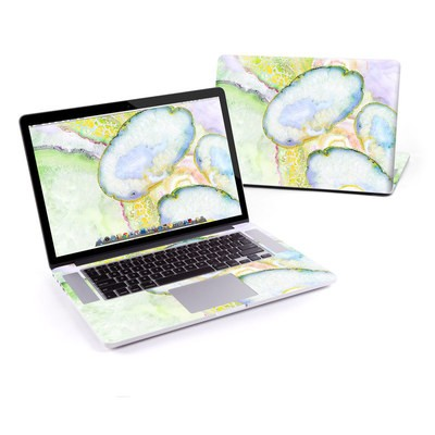 MacBook Pro Retina 15in Skin - Agate Dreams