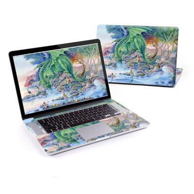 MacBook Pro Retina 15in Skin - Of Air And Sea