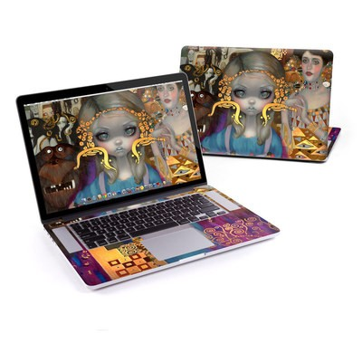 MacBook Pro Retina 15in Skin - Alice in a Klimt Dream