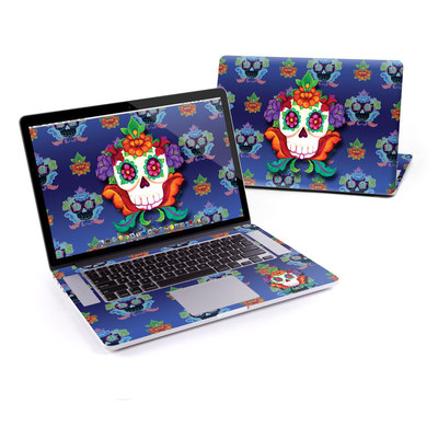 MacBook Pro Retina 15in Skin - Altar Skull