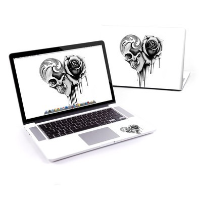 MacBook Pro Retina 15in Skin - Amour Noir