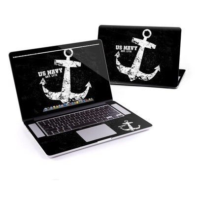 MacBook Pro Retina 15in Skin - Anchor