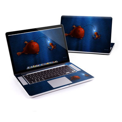 MacBook Pro Retina 15in Skin - Angler Fish