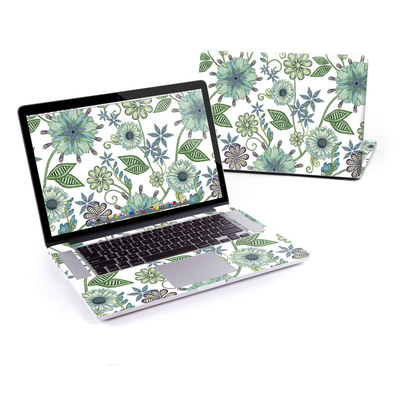 MacBook Pro Retina 15in Skin - Antique Nouveau