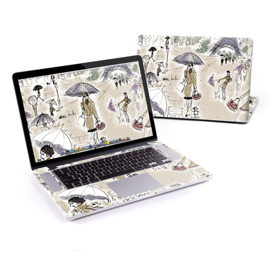 MacBook Pro Retina 15in Skin - Ah Paris