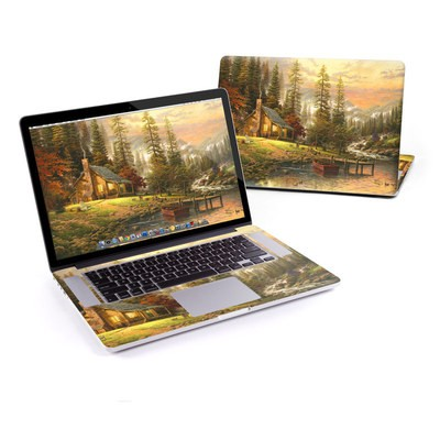 MacBook Pro Retina 15in Skin - A Peaceful Retreat