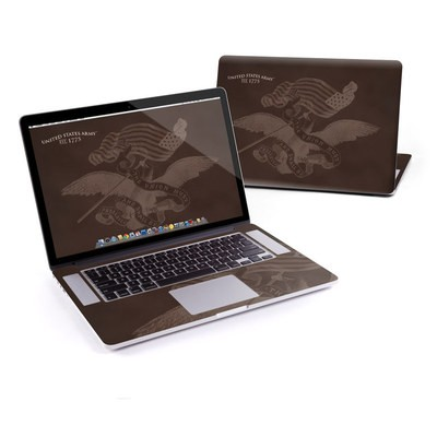 MacBook Pro Retina 15in Skin - Army Preserved