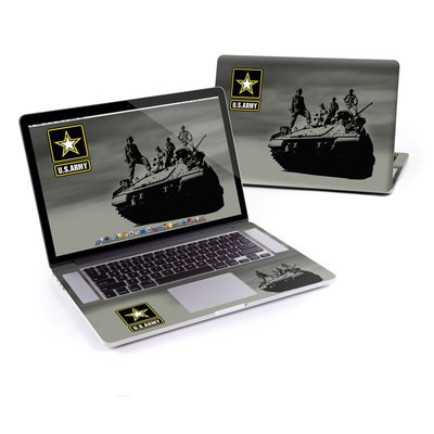MacBook Pro Retina 15in Skin - Army Troop